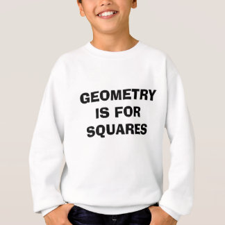 Geometry Squares Sweatshirt