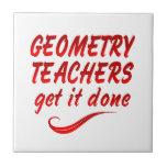 Geometry Teachers Tiles