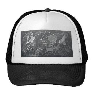 Geometry Trucker Hat