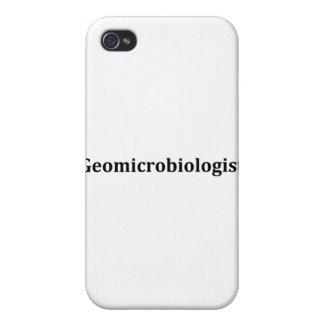 geomicrobiologist iPhone 4 fundas
