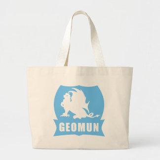 Geomun House Really Big Tote Bag