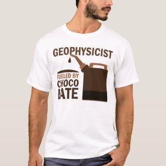 Geophysicist (Funny) Chocolate T-Shirt