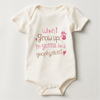 Geophysicist (Future) Infant Baby T-Shirt