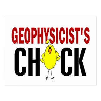 Geophysicist's Chick 1 Postcard