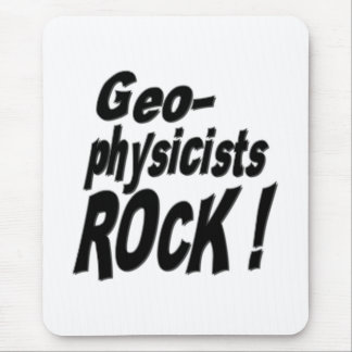 Geophysicists Rock! Mousepad