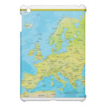 Geopolitical Regional Map of Europe Cover For The iPad Mini