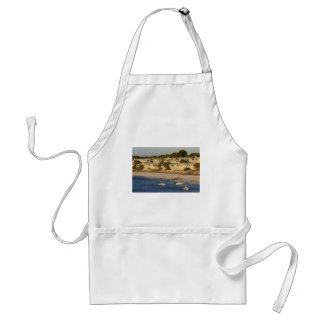 Geordie Bay on Rottnest Island, Western Australia Adult Apron