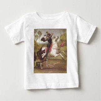 Georg im Kampf mit Baby T-Shirt