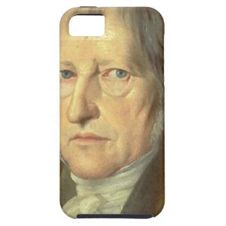 Georg Wilhelm Friedrich Hegel iPhone 5 Carcasa