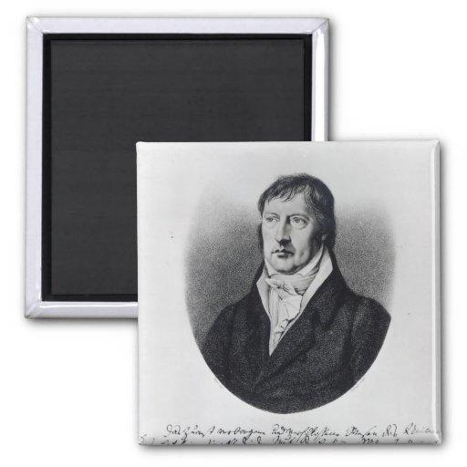 Georg Wilhelm Friedrich Hegel Iman De Nevera