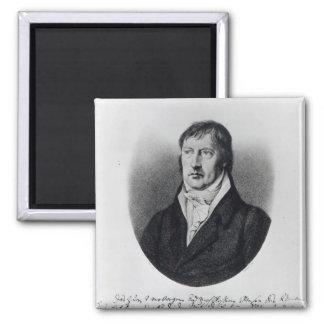 Georg Wilhelm Friedrich Hegel Magnet