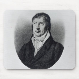 Georg Wilhelm Friedrich Hegel Mouse Pad