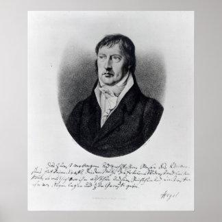 Georg Wilhelm Friedrich Hegel Posters
