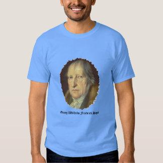 Georg Wilhelm Friedrich Hegel Shirt