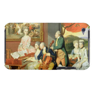 George, 3rd Earl Cowper, with the Family of Charle iPod Touch Case-Mate Case