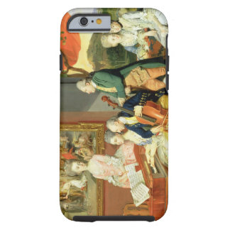 George, 3rd Earl Cowper, with the Family of Charle Tough iPhone 6 Case