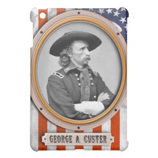 George A. Custer iPad Case