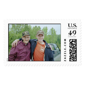 George and Drew 05-06 Postage