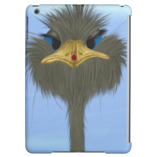 George And His Visitor iPad Air Case