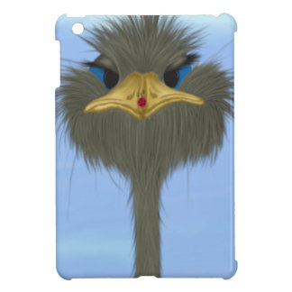 George And His Visitor iPad Mini Cases