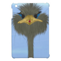George And His Visitor iPad Mini Cover