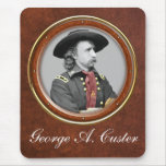 George Armstrong Custer Alfombrilla De Ratón