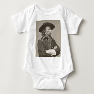 George Armstrong Custer Baby Bodysuit