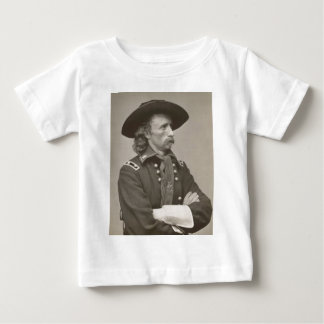 George Armstrong Custer Baby T-Shirt