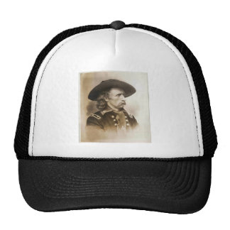 George Armstrong Custer circa 1860s Trucker Hat