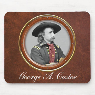George Armstrong Custer Tapete De Ratón
