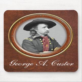 George Armstrong Custer Alfombrillas De Ratón