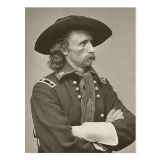 George Armstrong Custer Tarjetas Postales