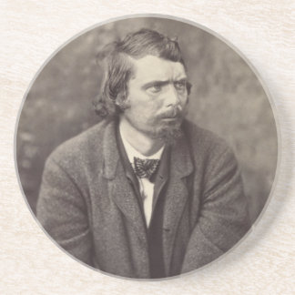 George Atzerodt Lincoln Assassination Conspirator Coaster