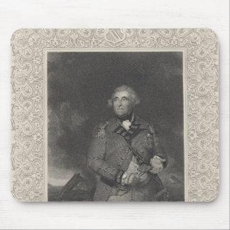 George Augustus Eliott, 1st Baron Heathfield Mouse Pad
