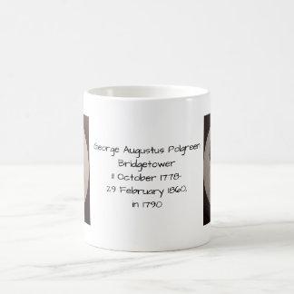 George Augustus Polgreen Bridgetower 1790 Coffee Mug