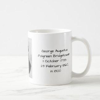 George Augustus Polgreen Bridgetower Coffee Mug