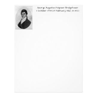 George Augustus Polgreen Bridgetower Letterhead