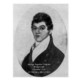 George Augustus Polgreen Bridgetower Postcard