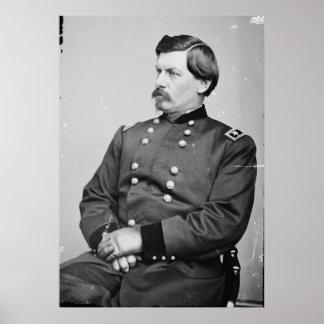 George B. McClellan Poster