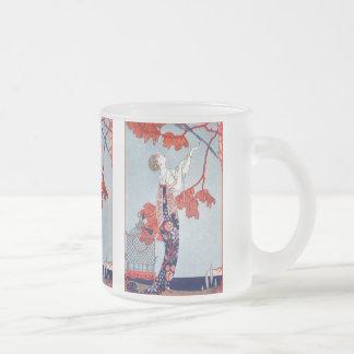 George Barbier L Oiseau Volage 1914 Coffee Mugs