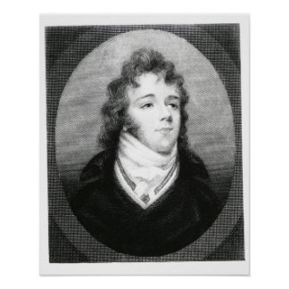 George 'Beau' Brummel Poster