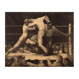George Bellows A Stag at Sharkey's Art of Boxing