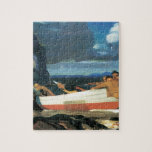 George Bellows The Big Dory Jigsaw Puzzles