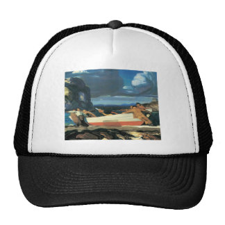 George Bellows The Big Dory Trucker Hat
