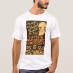 George Bernard Shaw 1938 WPA T-Shirt
