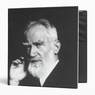 George Bernard Shaw 3 Ring Binder