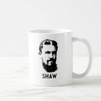 George Bernard Shaw Mugs