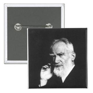 George Bernard Shaw Pinback Button