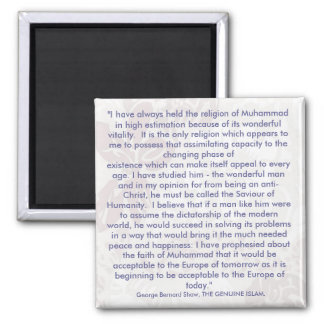 George Bernard Shaw Quotes Fridge Magnet