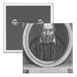 George Buchanan, engraved for Universal Magazine Button
